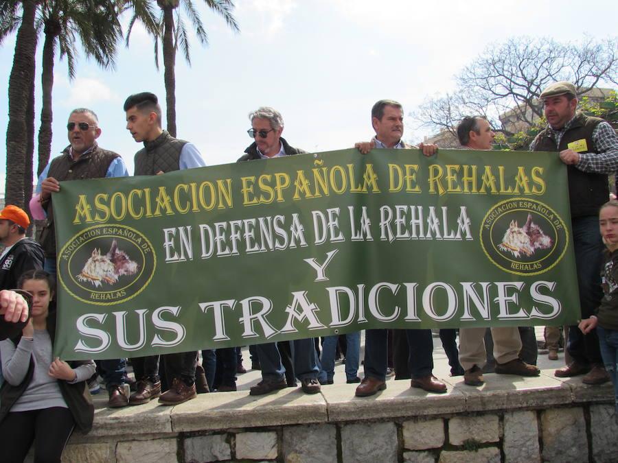 Los cazadores piden respeto frente a «grupos minoritarios»
