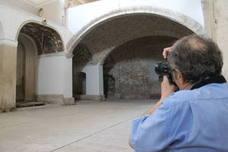 La Junta realizará «una obra de emergencia para reconsolidar cimentación» en la iglesia de Santo Domingo