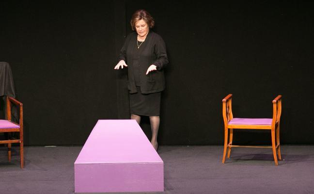Lola Herrera: recital de gran actriz