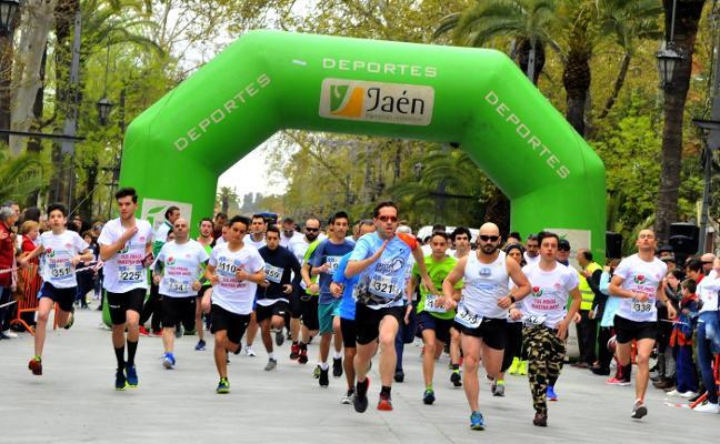 Linares apoya el 'Run for Parkinson'