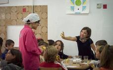 El comedor ecológico del colegio Gómez Moreno recibe dos importantes premios