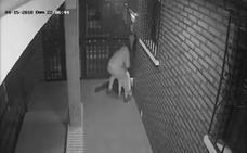 El vídeo de la «brutal» paliza a una mujer en Algeciras para robarle el bolso