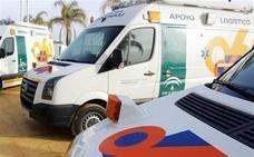 Una mujer resultó herida dos horas antes de la muerte de un motorista en el mismo punto negro de Torvizcón