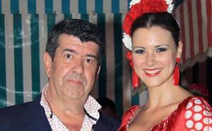 Gil Silgado, el ex de María Jesús Ruiz, detenido en la Feria de Abril tras un altercado con su hija
