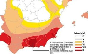La explicación a los 16 terremotos seguidos de esta mañana en Granada