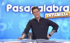 «Y ahora cómo sigo...»: la sorpresa que ha emocionado a Christian Gálvez en 'Pasapalabra en Familia'