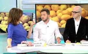 Ana Rosa desvela en directo «qué alimentos contienen los aditivos más perjudiciales»
