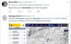 «¡Qué miedo he pasado!»: los 13 terremotos de Granada dan la vuelta a España