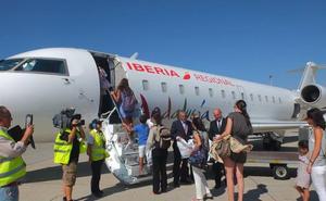 El vuelo público a Sevilla sale a concurso por casi 9 millones