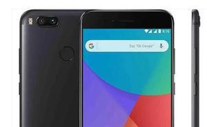 Hasta 50 euros de descuento en este Xiaomi Mi A1: un móvil perfecto para ti