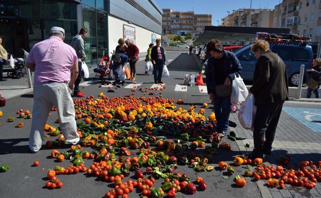Coag protesta por los «bajos precios» y pide a la UE una ley de la cadena alimentaria justa