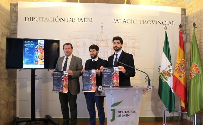 Los mercados de Jaén serán foro de conocimiento gastronómico