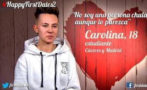 Una estudiante de Educación Especial en 'First Dates': «No me gustan los niños»
