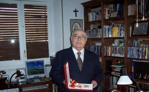 Fallece a los 94 años José Sánchez Faba, expresidente de la Diputación de Granada y de Cáritas España