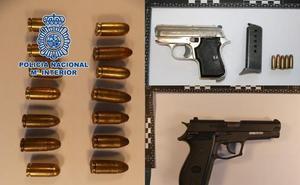Detenido en Motril cuando portaba un arma de fuego en una riña