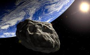 La roca de la que se salvó la Tierra por poco y sin previo aviso