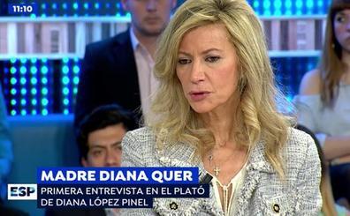 La impactante confesión de la madre de Diana Quer sobre 'El Chicle' en 'Espejo Público'