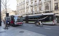 El nuevo mapa de autobuses de Granada sigue pendiente de más ajustes en gran parte de las líneas
