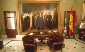 El 'despacho del alcalde' de Granada se abrirá para oficiar bodas a bajo coste