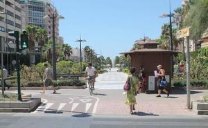 Unas obras obligan a cortar hoy el agua en media Almería