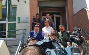 El vídeo de María Jesús Ruiz en el juzgado de Jaén tras marcharse de Supervivientes