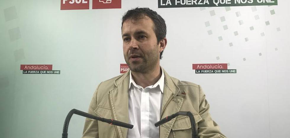 Millán reafirma su voluntad de ser el candidato socialista a la alcaldía de Jaén