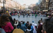 La Noche en Blanco contó con la asistencia de unas 220.000 personas a sus más de 300 actividades