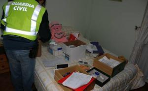 Venden medicamentos para dopaje comprados en farmacias de Jaén