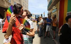 El Día del orgullo gay vuelve a Jaén