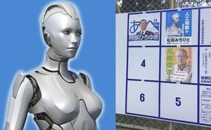 ¿Robots en política? Está ocurriendo ya