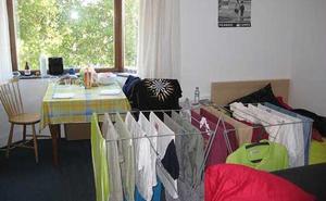 Los expertos alertan del peligro de tender la ropa dentro de casa