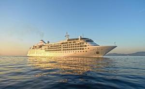 Motril recibe un crucero de lujo en el que el camarote más barato vale 6.000 euros
