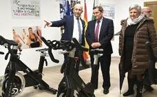 La Diputación y el Ayuntamiento de Torvizcón invierten 67.515 euros en un gimnasio municipal