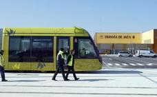 El PSOE propone que la Junta asuma la explotación del tranvía de Jaén