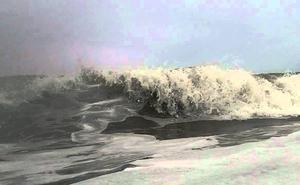 «Acojonaban mucho»: 13 mini tsunamis alarman a la Costa de Granada
