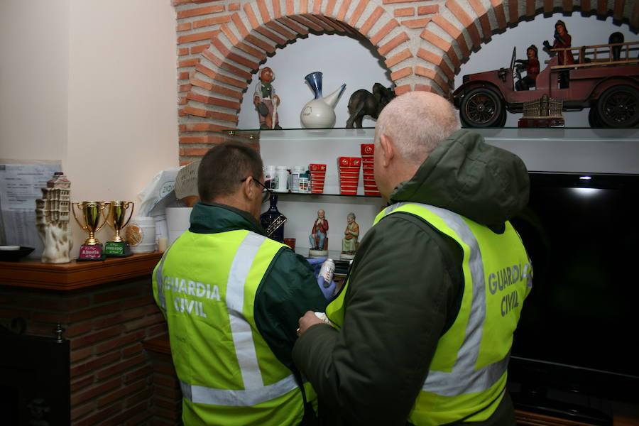 Concluye la 'operación Zute' en Granada