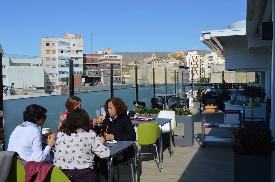 Abre la espectacular Cuarta Planta de la Escuela de Música de Almería