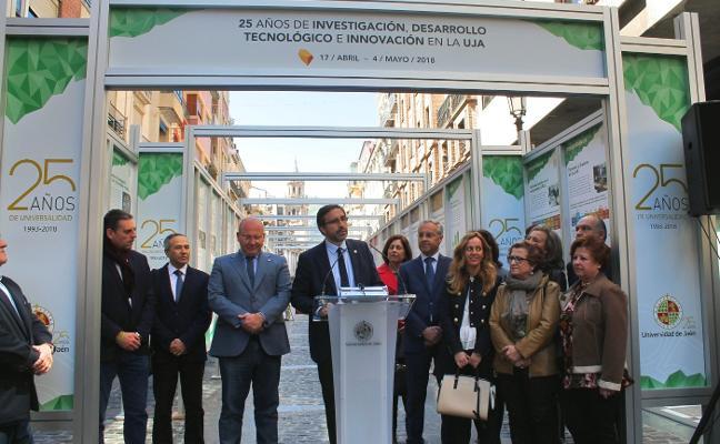 La Carrera se impregna de los 25 años de investigación de la Universidad de Jaén