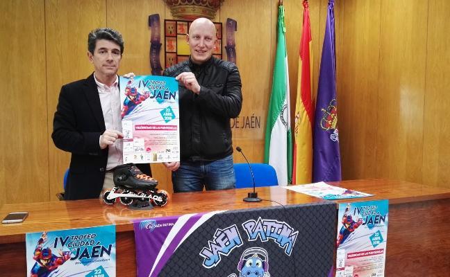 200 patinadores se darán cita este domingo en el IV Trofeo 'Ciudad de Jaén'