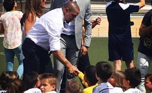 La Fundación Real Madrid realiza en Jaén un trabajo educativo con el deporte
