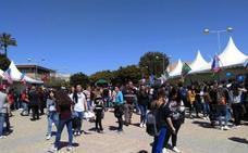 La Feria de las Naciones de la UAL impulsa la movilidad internacional