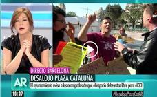 El 'zasca' de Ana Rosa a Lagarder tras decirle que «es la mayor fascista de España y una ricachona»