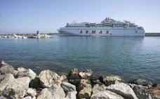 El Puerto de Motril celebra una jornada sobre el transporte marítimo de corta distancia