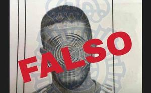 La Policía alerta del falso agresor de Andalucía