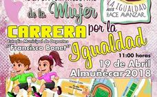 Casi 800 niños de Almuñécar correrán el jueves por la igualdad