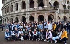 Estudiantes motrileños del Julio Rodríguez cuentan su experiencia en el 'crucero de los horrores'