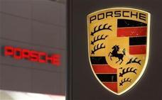 Redada contra Porsche en Alemania por sospechas de manipulación de emisiones