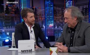 La genial respuesta de Serrat en 'El Hormiguero' a quienes le llaman «facha»