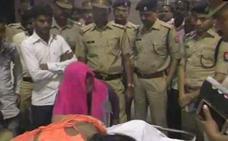Indignación masiva por la violación y asesinato de una niña de 8 años en la India