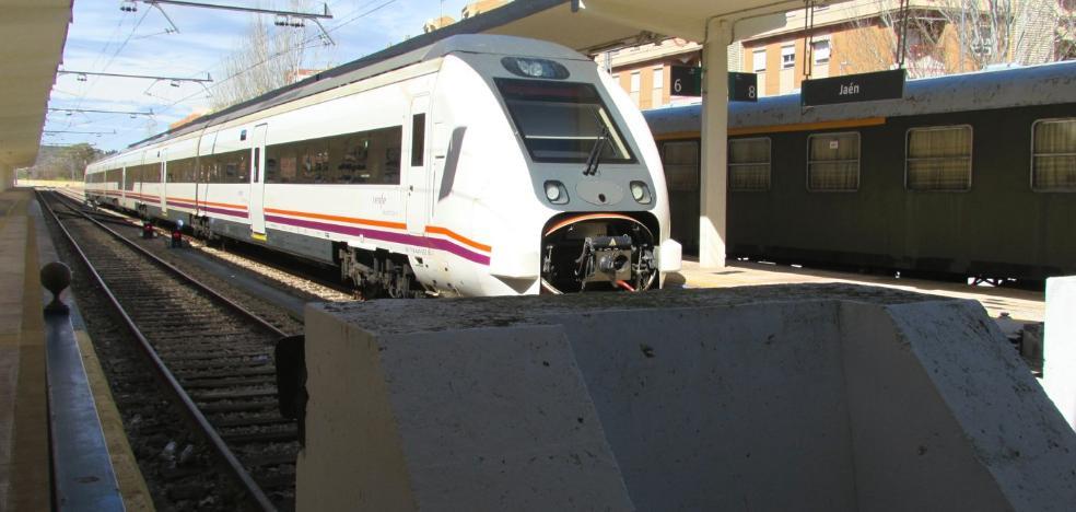 Unidos Podemos defenderá las propuestas ferroviarias jienenses